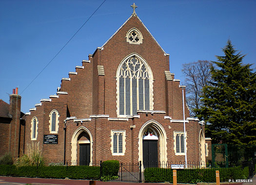 Catholic Church of St Vincent de Paul Becontree