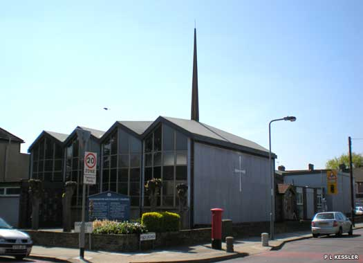 Goodmayes Methodist Church
