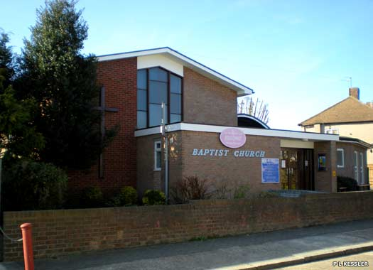 Hainault Baptist Church