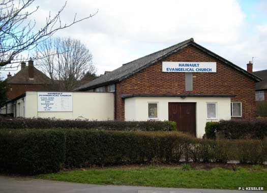 Hainault Evangelical Church