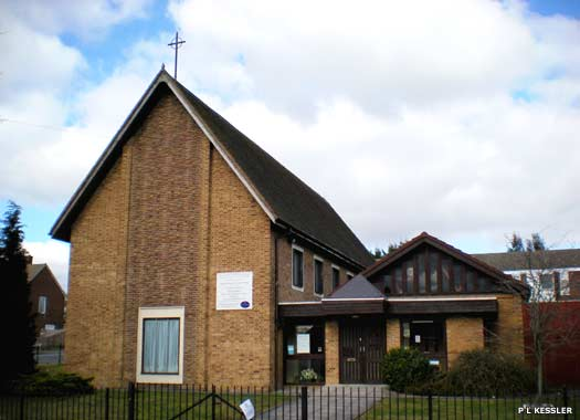 Grange Hill Methodist Church