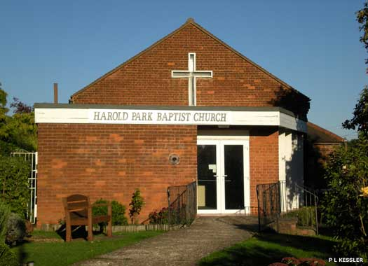 Harold Park Baptist Church
