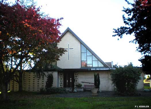 The Methodist Church Harold Wood