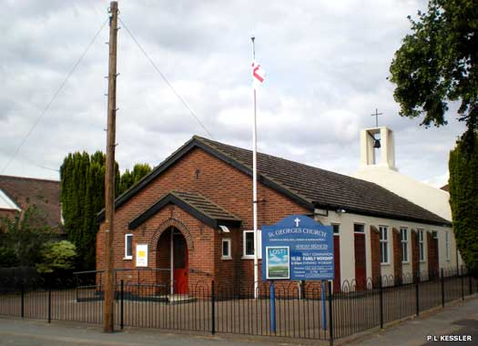 St George's Church Hornchurch