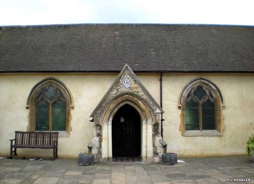 Hospital Chapel of St Mary & St Thomas of Canterbury