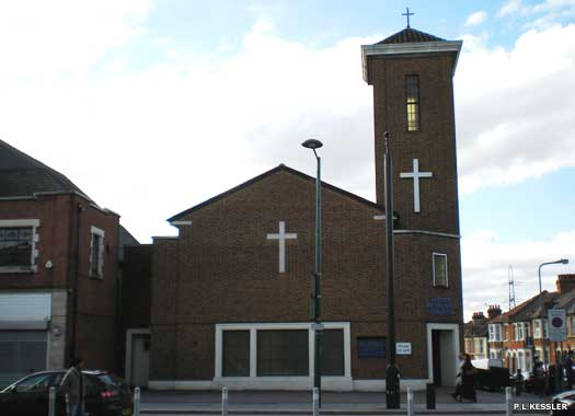 Ilford Methodist Church