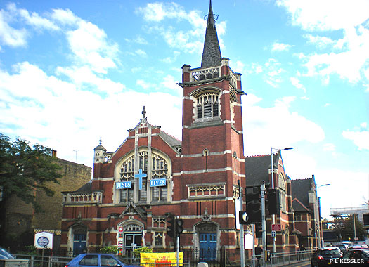 Ilford High Road Baptist Church