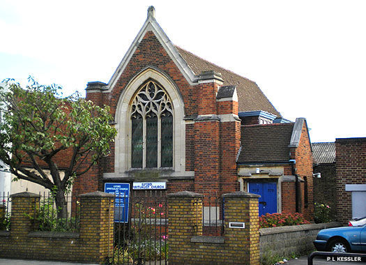 Ilford Spiritualist Church