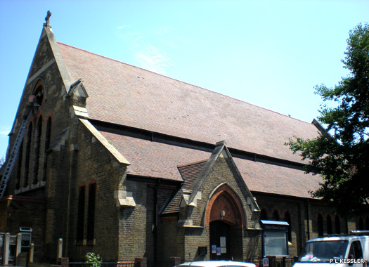 Christ Church Leyton