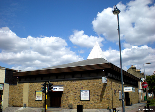 Leyton Trinity Methodist Church
