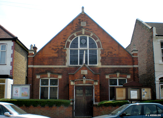 Hainault Road Baptist Church