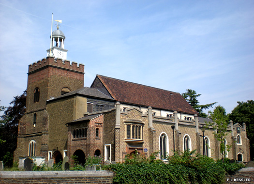 Leyton Parish Church of St Mary