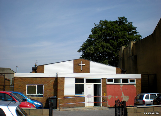 Salvation Army, Leyton