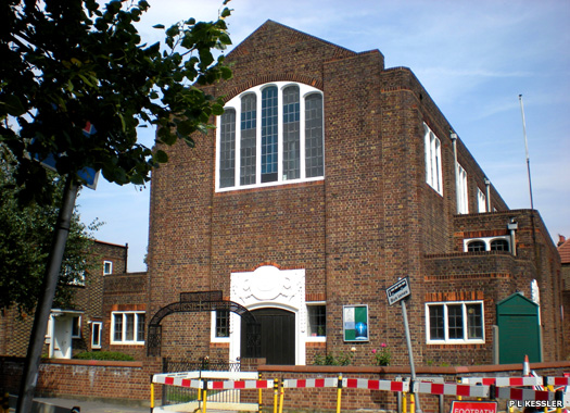 Emmanuel Parish Church, Leyton