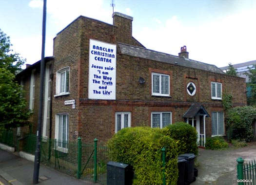 Barclay Hall Mission, Leyton