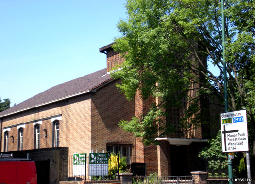 Forest Baptist Church, High Road Leytonstone