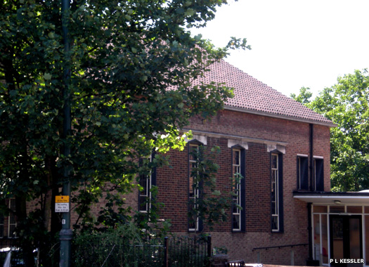 Forest Baptist Church in East London