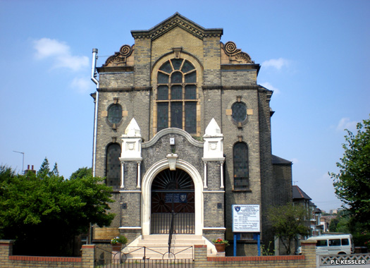Pentecostal City Mission Church, Upper Leytonstone