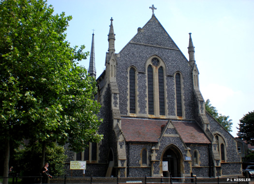 St Andrew's Church, Upper Leytonstone