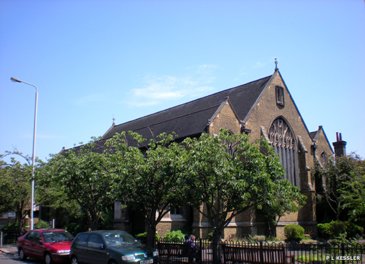 Elim Pentecostal Church in Leytonstone, East London