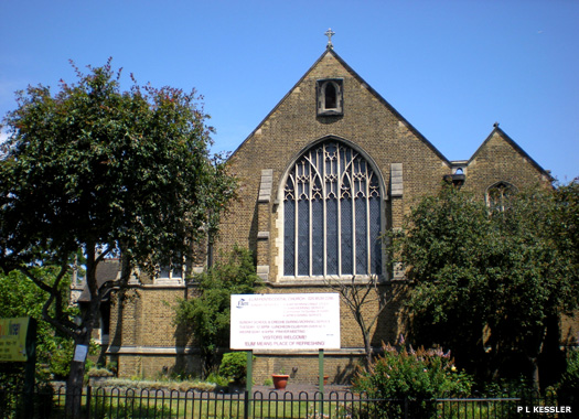 Elim Pentencostal Church, Leytonstone
