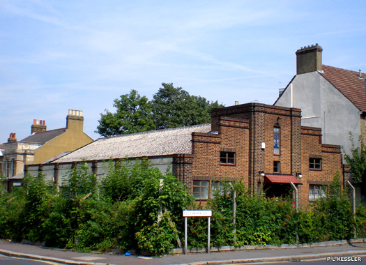Leytonstone Baptist Hall, East London