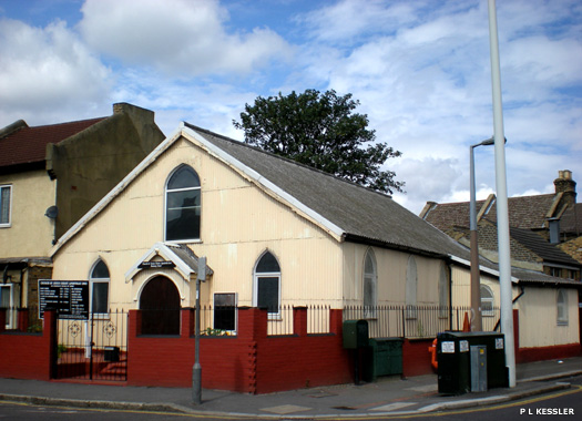 Jesus Christ Apostolic Church, Cann Hall, Leytonstone