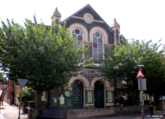 Cann Hall and Harrow Green Baptist Church