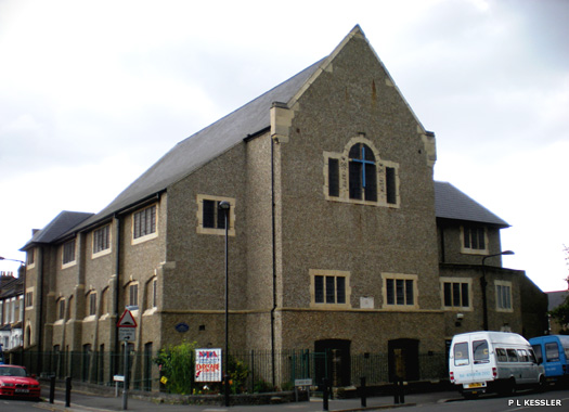 New Testament Assembley, Leytonstone