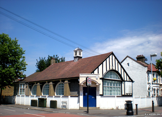 Leytonstone Christian Centre, London City Mission