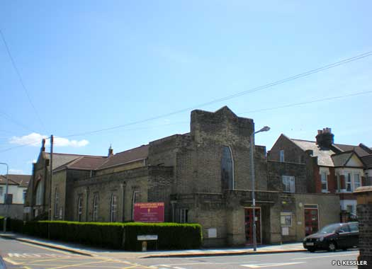 Seven Kings United Free Church (Baptist & United Reformed)