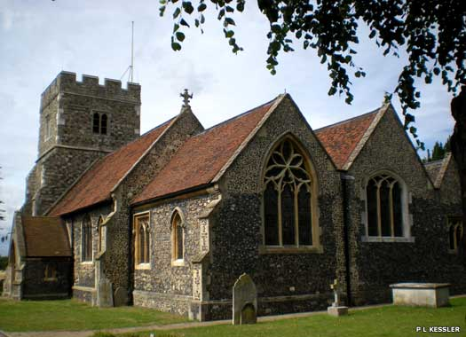 St Mary Magdelene, Parish Church of North Ockendon