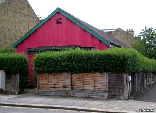 Cumberland Road Gospel Hall