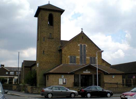 St Philip & St James Church
