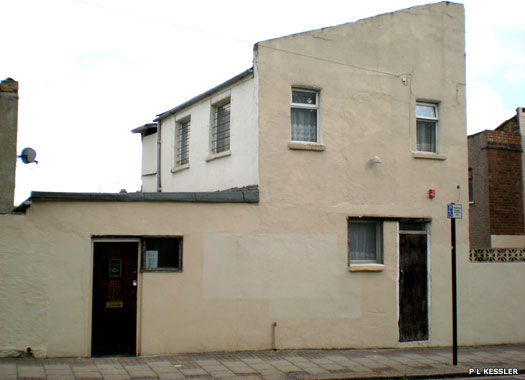 Calvary Church of God in Christ, Plaistow, London