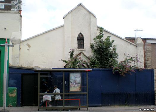 Salvation Army Citadel, Plaistow, London
