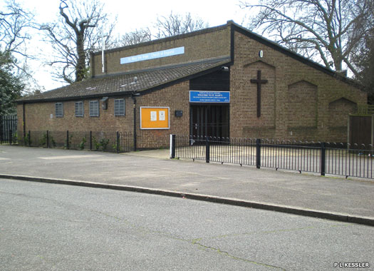 St Mary's Church, Plaistow, London