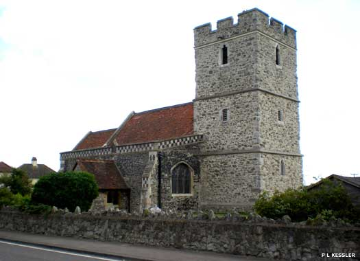 St Mary & St Peter Wennington Parish Church