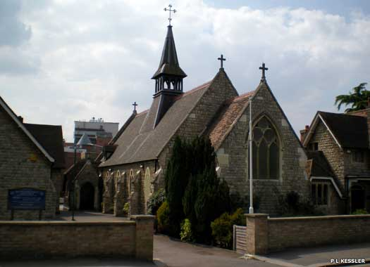 St Edward the Confessor Catholic Church