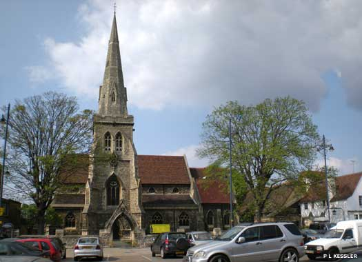 The Parish Church of St Edward the Confessor
