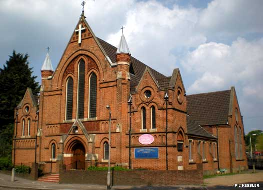 Trinity (Wesleyan) Methodist Church