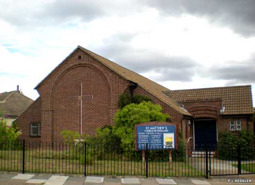 St Matthew's Church