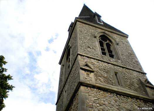 The Parish Church of All Saints Cranham