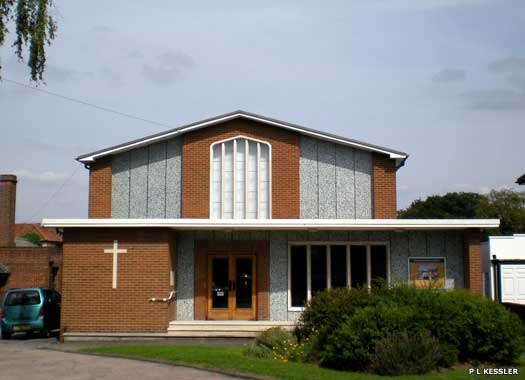 Upminster Baptist Church