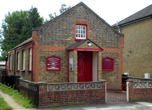 St Lawrence Road Gospel Hall (Open Brethren)