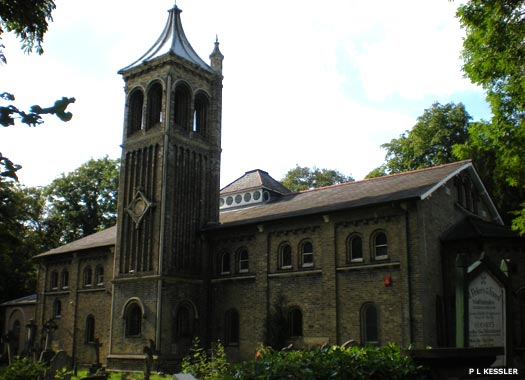 St Peter's-in-the-Forest Walthamstow