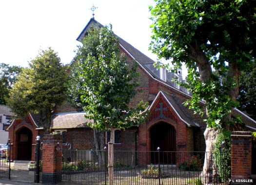 St Gabriel's Church, Walthamstow