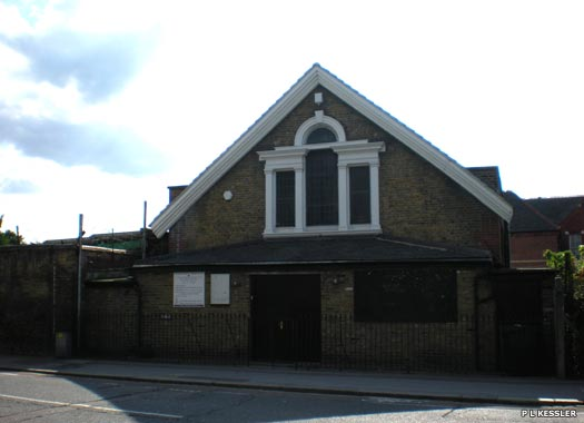 Wood Street Tabernacle
