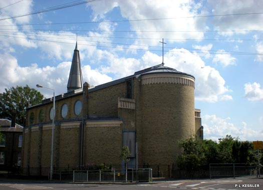Catholic Church of Our Lady and St George, Walthamstow
