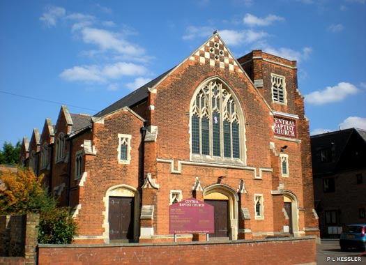Central Baptist Church, Walthamstow
